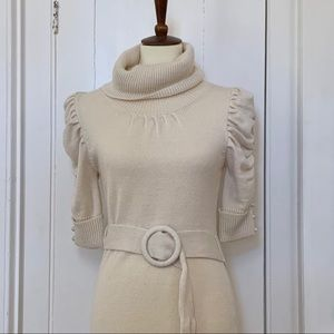 NWT ♥️ Forever 21 Turtleneck Sweater Dress